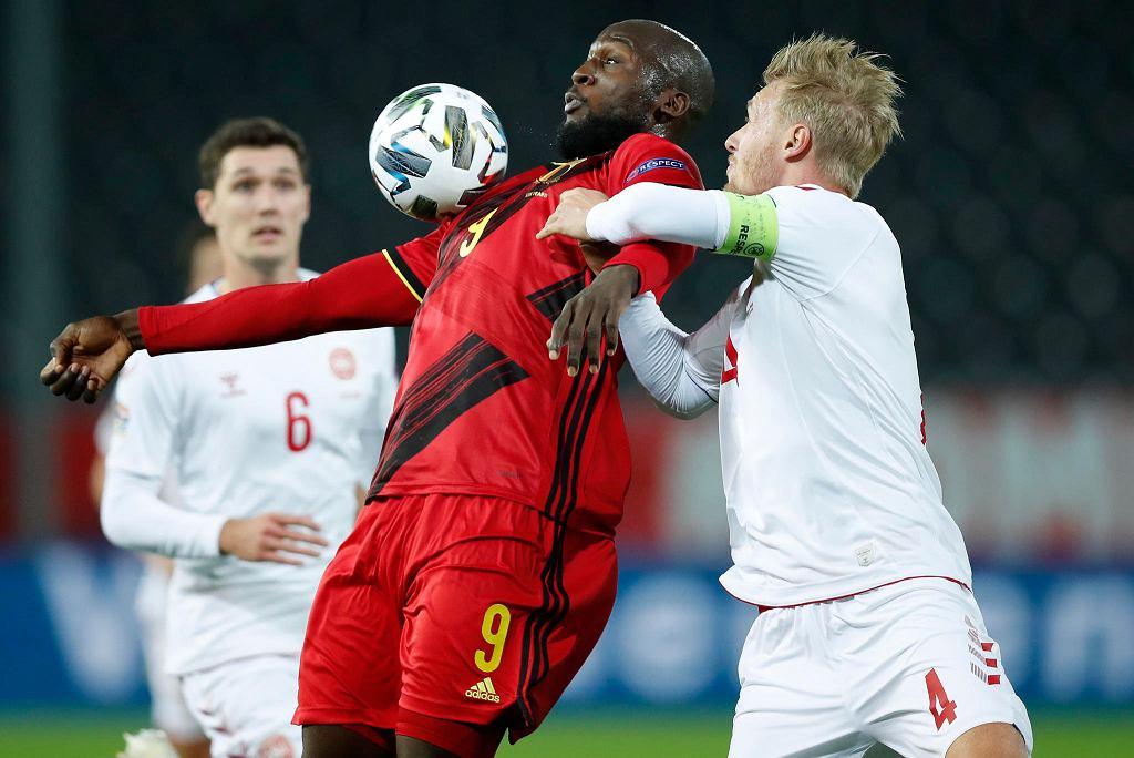 Romelu Lukaku - napastnik reprezentacji Belgii
