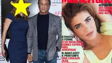 Sylvester Stallone gościł na jednej z imprez w Los Angeles, ale naszą uwagę przykuła jego żona, kiedyś prawdziwa piękność. Mamy wrażenie, że dziś coś dziwnego dzieje się z twarzą 51-latki.
