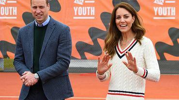 Księżna Kate w prostej i eleganckiej kreacji na ślubie brata. Książę William za to zaskoczył. Zapomnijcie o czarnym garniturze
