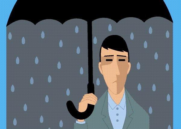 Gdzie jest granica między depresją a złym nastrojem?