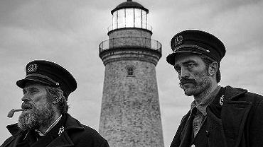 The Lighthouse- reż. Robert Eggers, prod. A24
