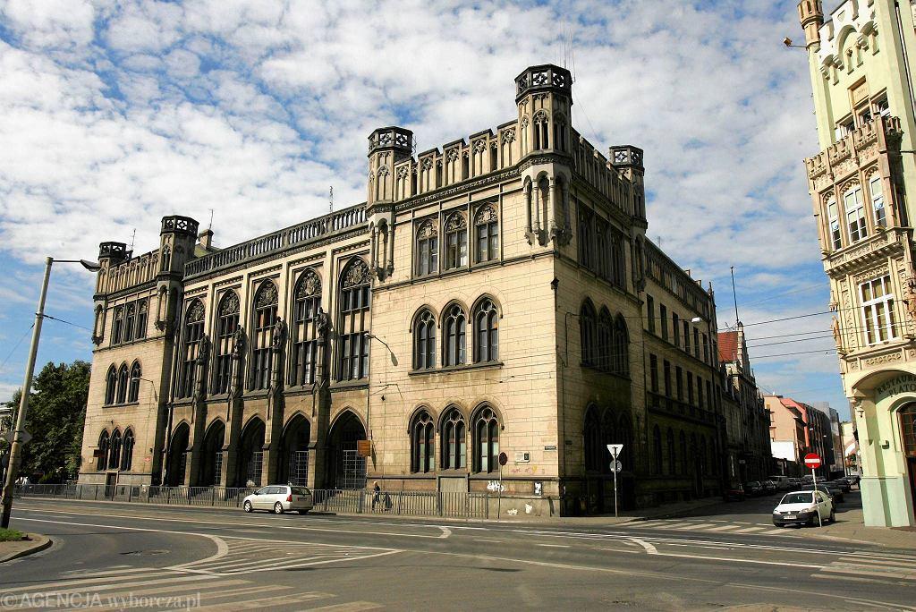 Hala Gwardii Wrocław przy ul. Krupniczej