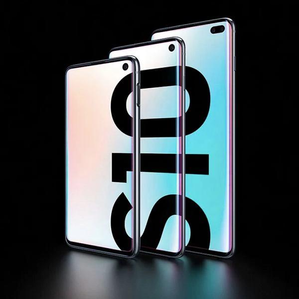 Samsung zaprezentował modele z serii Galaxy S10