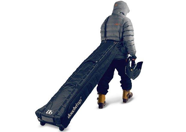 Profesjonalna torba na narty lub snowboard