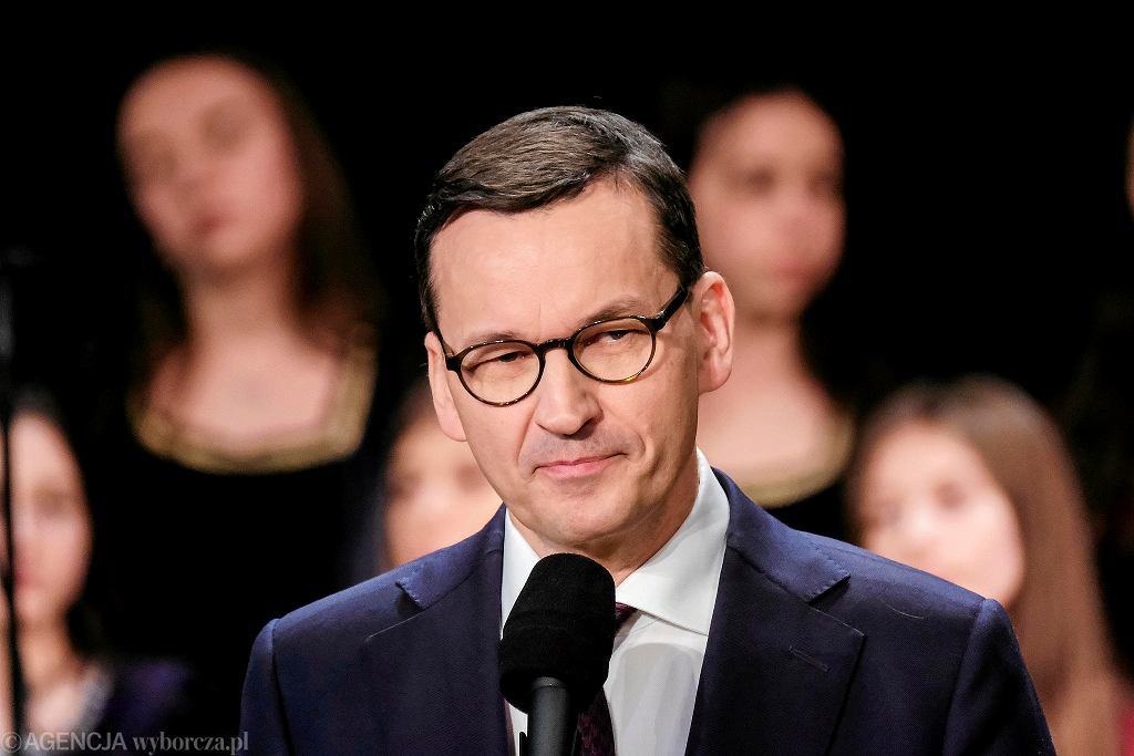 Spotkanie opłatkowe podkarpackiego PiS. Gościem premier Mateusz Morawiecki
