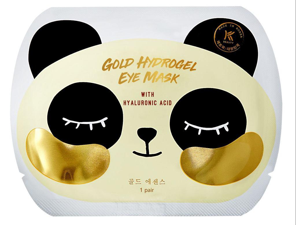 Koreańska maska pod oczy z kwasem hialuronowym, cena od: 17,99zł