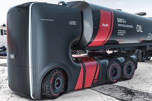 Galeria | Audi prezentuje tiry przyszłości
