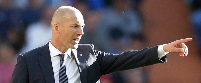 Zinedine Zidane wskazał bramkarza, którego chce w Realu Madryt