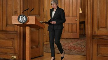 Brexit. Premier Wielkiej Brytanii Theresa May