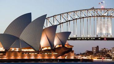 Słynna opera w Sydney/ Fot. Shutterstock