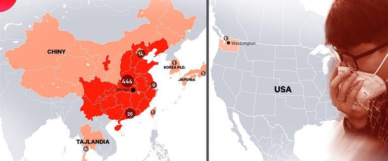 Globalna gospodarka obawia się koronawirusa z Chin. Pamięta SARS