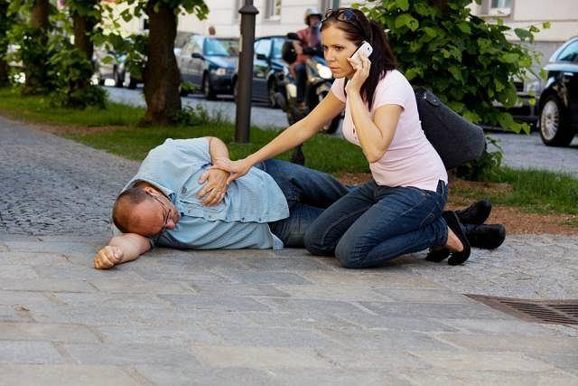 Twoja szybka i właściwa reakcja może uratować komuś życie