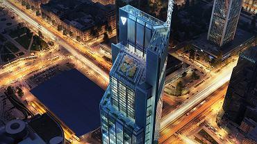 Varso Tower (wizualizacja)