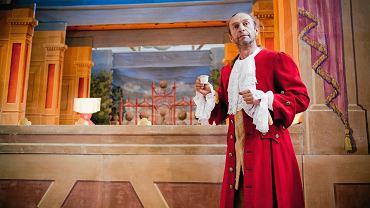 Spektakl 'Kantata o kawie' w wykonaniu Białostockiego Teatru Lalek zobaczyć można będzie na kanale YouTube teatru w sobotę i niedzielę o godz. 18