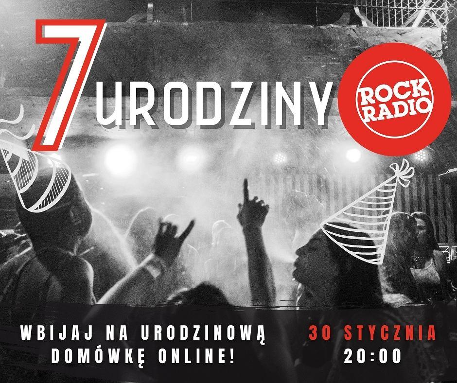 urodziny Rock Radia - online