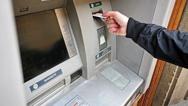 Bankomat | Zdjęcie ilustracyjne |