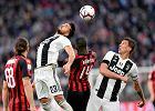 Krzysztof Piątek z golem, ale Milan przegrał w hicie kolejki z Juventusem