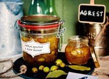 Konfitury agrestowe z liściem laurowym - ugotuj