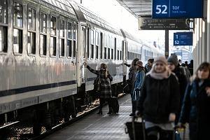 """Tylko 0,1 proc. pasażerów kolei w zeszłym roku skorzystało ze Wspólnego Biletu. Prezes PKP: """"Ta oferta była w sferze marzeń"""""""