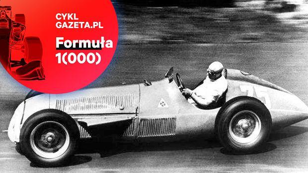 Największy mistrz Formuły 1 został porwany przez rewolucjonistów Fidela Castro. Cykl F1(000)