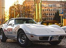 Chevrolet Corvette C3 Stingray w wynajmie na minuty Panek CarSharing