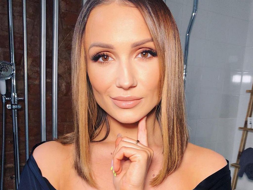 Sylwia Madeńska pokazała zdjęcie bez i z makijażem