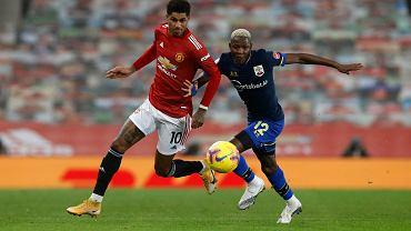 Marcus Rashford wyprzedził legendę Manchesteru United.