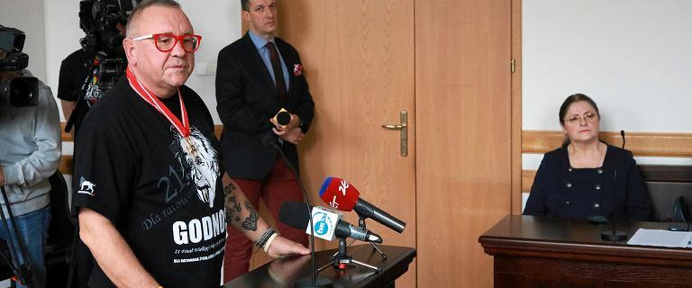 Jerzy Owsiak wygrał proces z Krystyną Pawłowicz. Jest prawomocny wyrok sądu