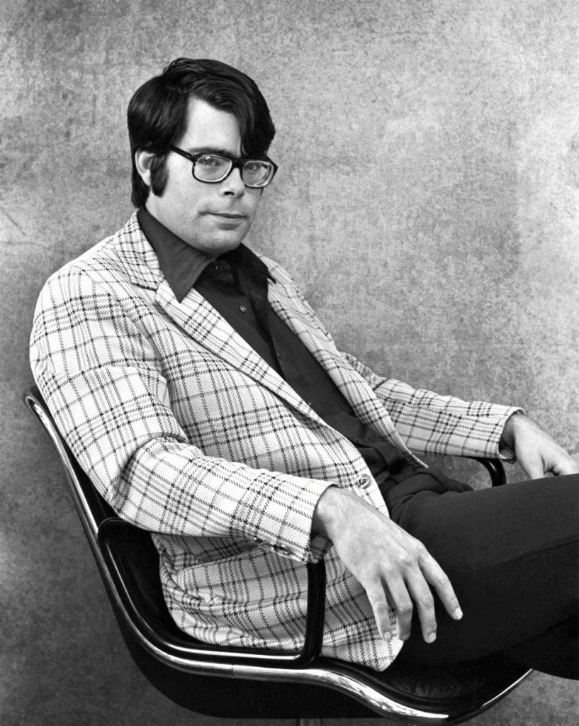 Stephen King, ok. 1975 r.