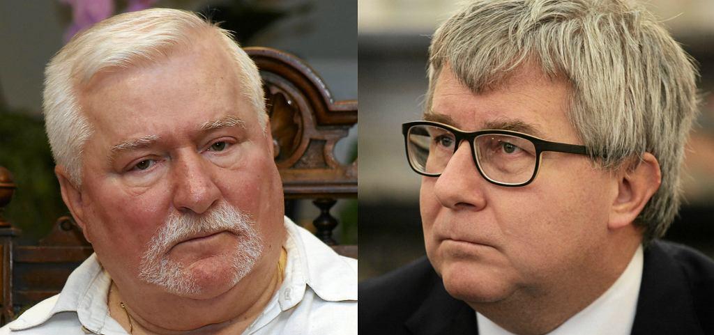 Lech Wałęsa, Ryszard Czarnecki