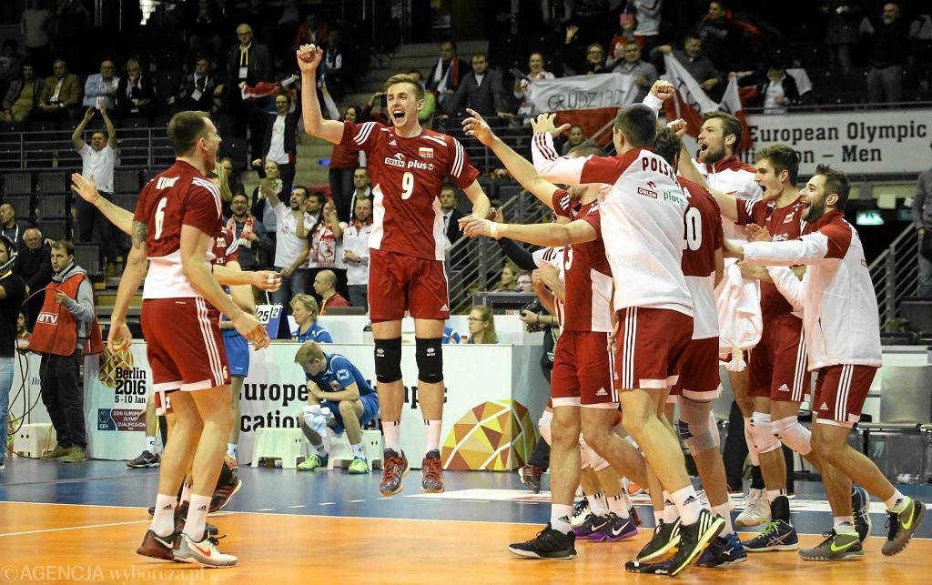 Mecz Polska - Serbia w eliminacjach igrzysk olimpijskich