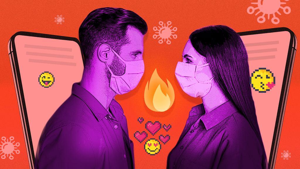 Praktyczny przewodnik po pandemicznym życiu miłosnym i erotycznym