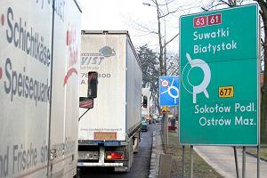 Obwodnica Łomży będzie miała najdłuższy most na Podlasiu. Ogłoszono przetargi na projekt i budowę fragmentu trasy S61 Via Baltica
