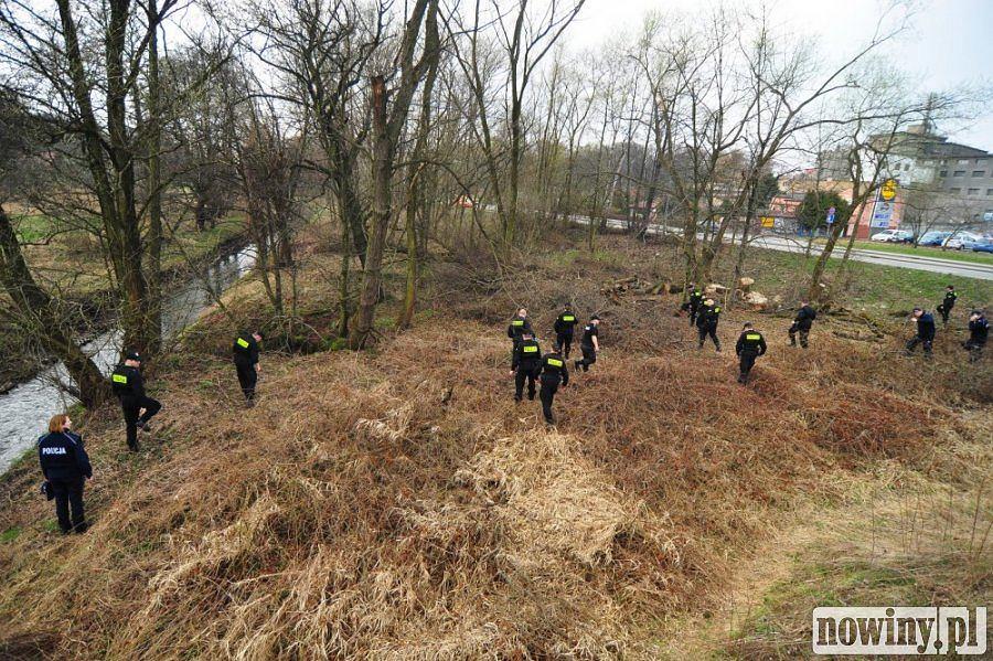 Ciało kobiety znalezione nad rzeką w Wodzisławiu Śląskim