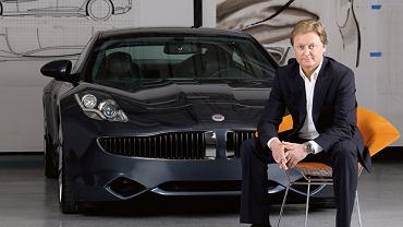 Top 10: najwybitniejsi projektanci samochodów. Henrik Fisker