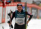 Justyna Kowalczyk ostrzy łyżwę