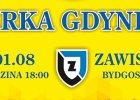 Atrakcyjne ceny biletów na hit Arka Gdynia - Zawisza Bydgoszcz