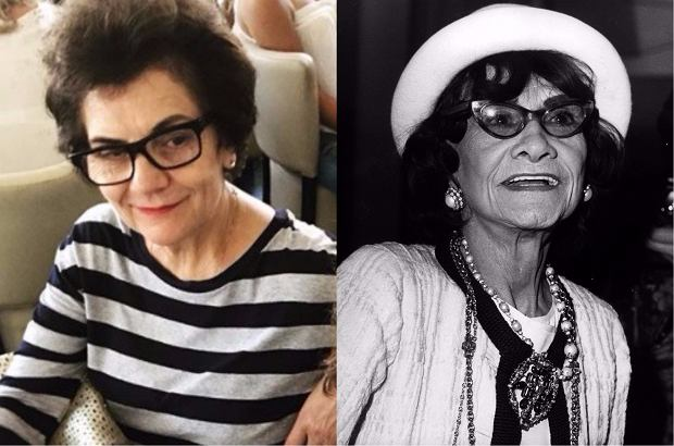 Mama Agnieszki Dygant, Coco Chanel