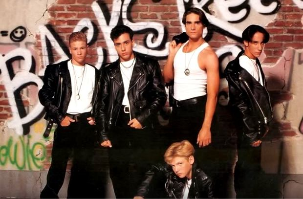 Loverboy - Backstreet Boys