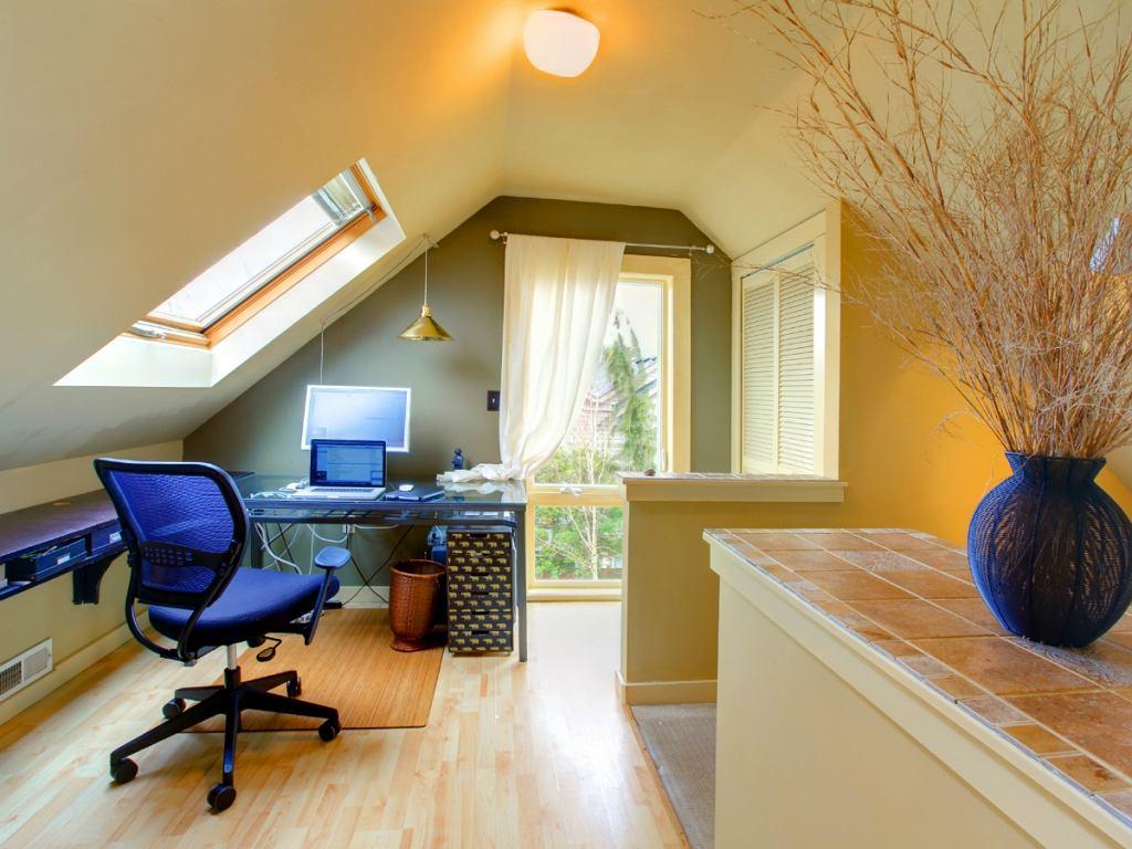 Praca zdalna biuro w domu