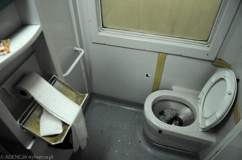Ciało w pociągu z Warszawy na Hel znaleziono w poniedziałek
