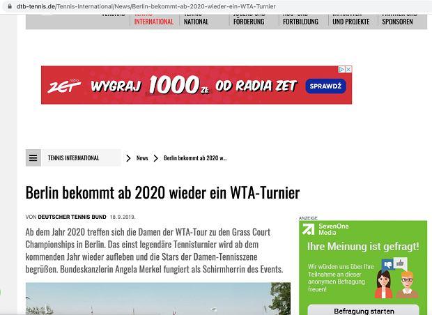 Association allemande de tennis