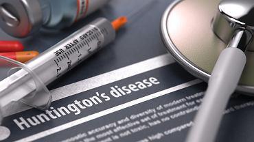 Choroba Huntingtona