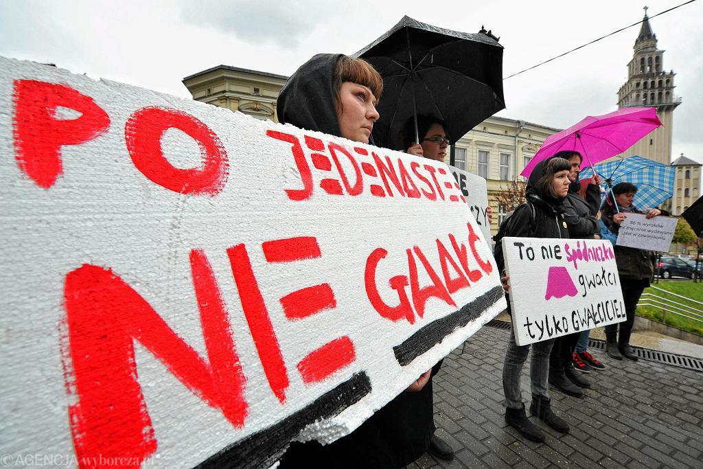 Lewica składa projekt zmiany definicji gwałtu