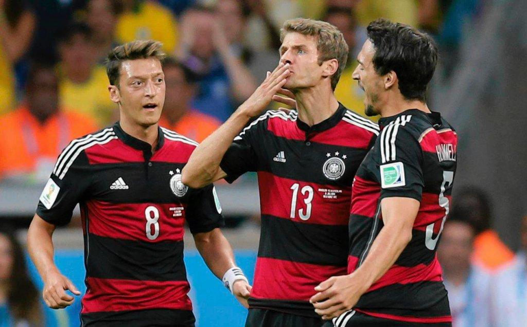 Niemcy - brazylia 7:1