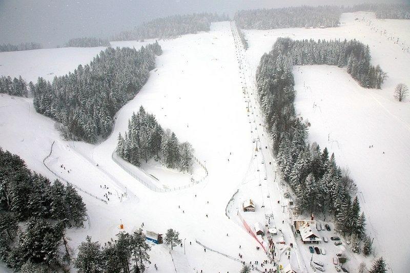 Stacja narciarska Azoty