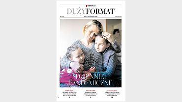 Okładka 'Dużego Formatu', 30 marca 2020