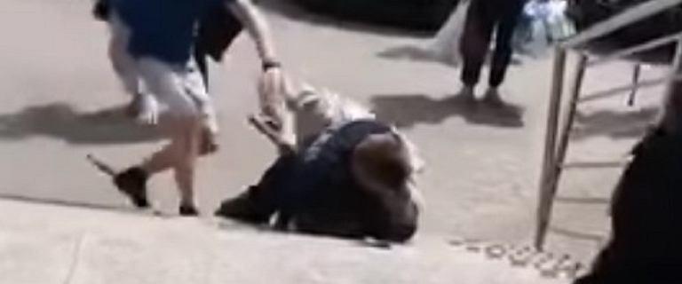 Busko-Zdrój. Radny zaatakował nożem policjanta. Brudziński komentuje