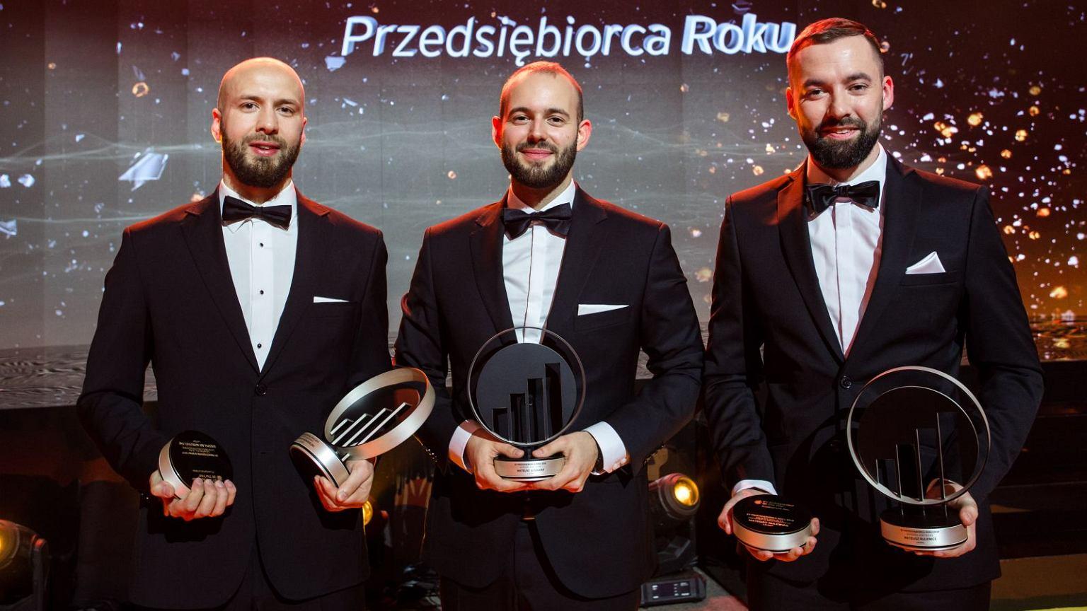 Radosław Nowosielski, Mateusz Juszczak, Mateusz Rulewicz