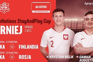 Polska zagra w turnieju FIFA 20! W naszej kadrze Krystian Bielik i gracz AS Romy
